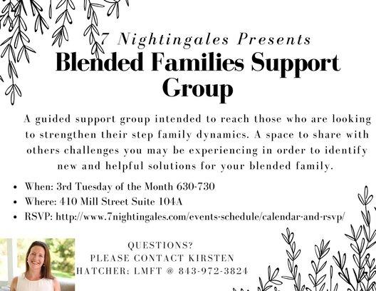 blended family dynamics